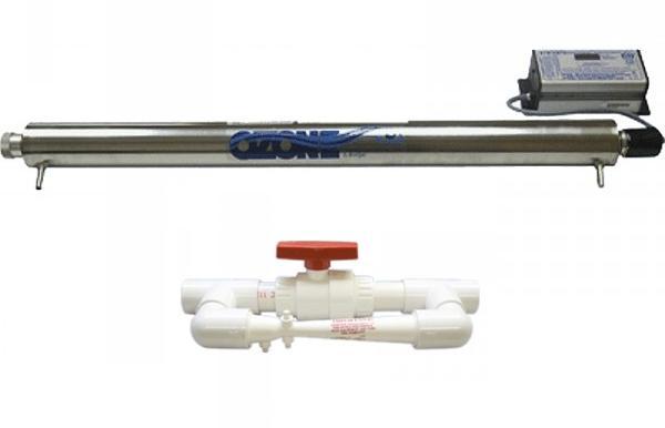 Generador de ozono para piscinas instalaciones hidr ulicas for Ozono para piscinas